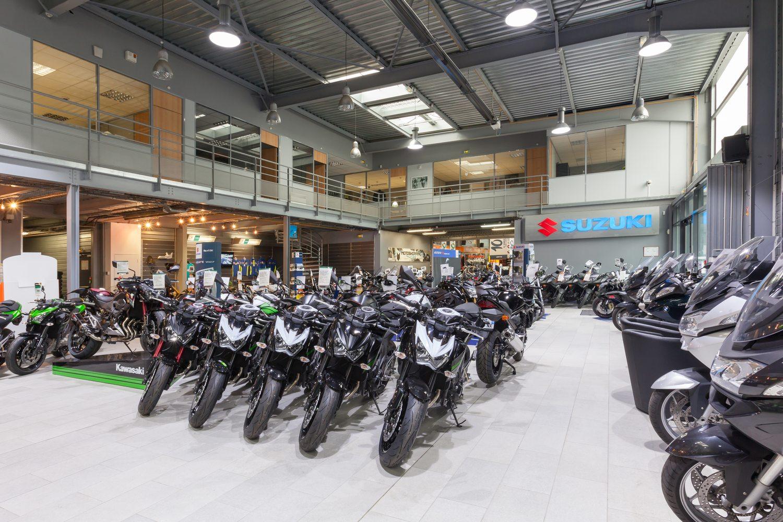 Visite virtuelle 360 yvelines coigni res west bike for Visiter les yvelines